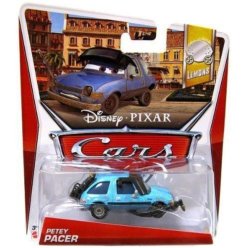Disney pixar cars 2 petey pacer voiture miniature echelle 155