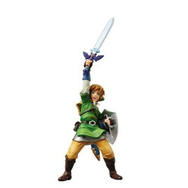 Udf Link [The Legend Of Zelda: Skyward Sword] (Pvc Figure)
