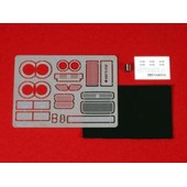 Tamiya - 12604 - Accessoire Pour Maquette - Photo D�coupe Nismo R34