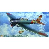Aichi D-3a1 Type 99 Dive Bomber Val 1-48 By Hasegawa