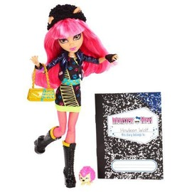 Monster High S�rie *13 Wishes* Series - Asst. Y7707 Poup�e Doll Howleen Wolf Y7710