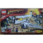 Lego Indiana Jones: Peril Dans Peru �dition Limit�e Jeu De Construction 7628