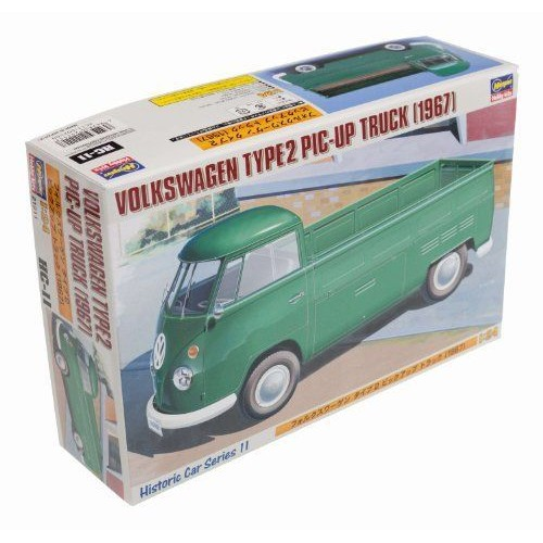 Hasegawa - Maquette Camion: HC 11 Pick Up Truck Wolkswagen