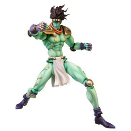 Jojo Star Platinum