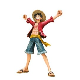 Monkey-D-Luffy For The New World Figuarts Zero