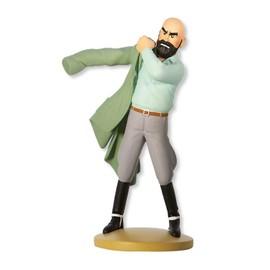 Figurine Collection Officielle Aventures De Tintin Herg�, Moulinsart N�64 Le Docteur M�ller