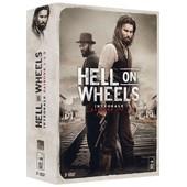 Hell On Wheels - L'int�grale Des Saisons 1, 2, 3 de Adam Davidson