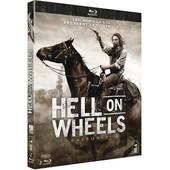 Hell On Wheels - Saison 3 - Blu-Ray de David Von Ancken