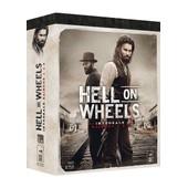 Hell On Wheels - L'int�grale Des Saisons 1, 2, 3 - Blu-Ray de David Von Ancken