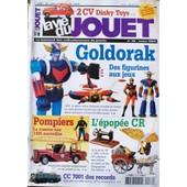 La Vie Du Jouet 76 Goldorak 2cv Dinky Toys Pompiers Epop�e Cr Jep Cc 7001