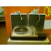 Philips 22 Gf 714 -04 Electrophone Stereo Vintage De 1972