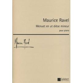 menuet en ut dièse mineur (pour piano)