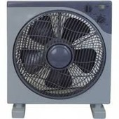 Culture Interieur Indoor Ventilateur Car�n� Plat 30 Cm Terre Et Hydro