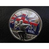 M�daille Slovaquie 2012 Coloris�e Participation Aux Jeux Olympiques � Londres