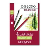 Bloc Drawing Disegno A4 30 Pages 200g/M� Fabriano