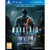 Murdered Soul Suspect Limited �dition