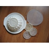 Moule � Charlotte Tupperware Comme Neuf