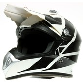 Rokx - Casque Cross Blanc Xl