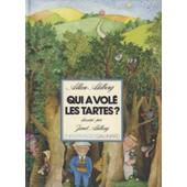 Qui A Vole Les Tartes ? de Ahlberg Allan