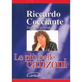 RICCARDO COCCIANTE LE PIU BELLE CANZONI