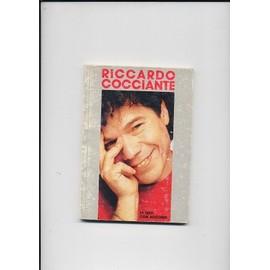 RICCARDO COCCIANTE 31 TEXTES/ACCORDS