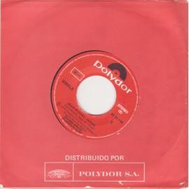 """7""""  Equinoxe part 5 3'50 sur les 2 faces  SPAIN ONLY"""