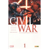 Civil War N�1 - Un �v�nement Marvel En Sept Volets. 1