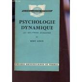 Psychologie Dynamique - Les Relations Humaines / Bibliotheque Scientifique International / 3e Edition. de LEWIN KURT