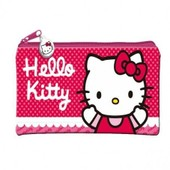 Trousse Plate Hello Kitty