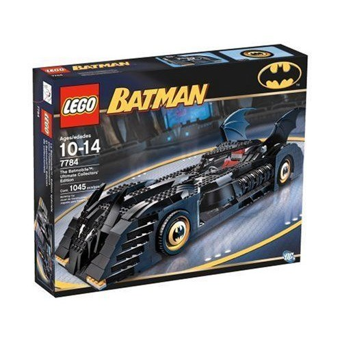 Lego Collectors Edition 7784 Lego Lego Batman Batmobile Ultimate [Parallel Import Goods] (Japan Import)