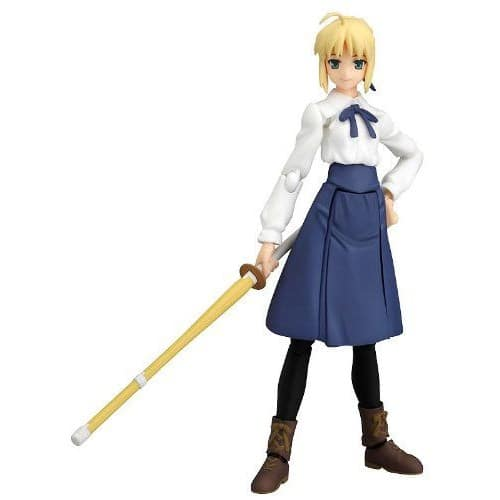 FIGMA - Saber Normal clothes ver (Fate/Stay Night)
