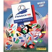 World Cup France 98 de panini