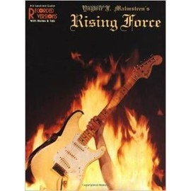 Yngwie Malmsteen's Rising Force - Transcription pour guitare - Notes & tablature