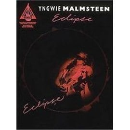 Yngwie Malmsteen - Eclipse - Authentic transcriptions notes & tablature