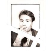 Superbe Photo Presse 18x24cm Agence Stills Acteur Francais Wadeck Stanczak En D�cembre 1987 Papier Brillant