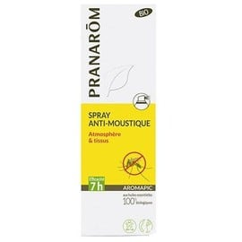 Pranarom Aromapic - Spray Anti-Moustique Atmosph�re Et Tissus - 100 Ml
