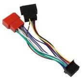 Aerzetix - Adaptateur Iso G6 Convertisseur C�ble Fiche Faisceau Autoradio Pour Pioneer Deh-P 4500 4530 5500 5600 5530 6500 6530 7550 7600 7700 8600 Mp