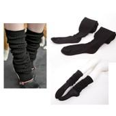 Loose Socks Chaussettes Montantes Pliss�es Gu�tres Uniforme Ecoliere Japonaise Sailor Fuku Japanses Schoolgirl D�guisement Costume Cosplay Soir�e Sortie Black Sugar Paris Boutique Mode Lolita