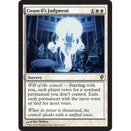 Council's Judgment - Conspiracy