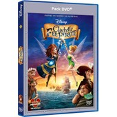 Clochette Et La F�e Pirate - Pack Dvd+ de Peggy Holmes