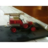 Collection Miniatures Pompiers Ann�es 70/80
