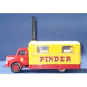 Collection Pinder ; Camion Unic Zi 51 Cuisine ( 1952 )