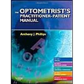 Optometrists Practitioner-Patient Manual d'occasion  Livré partout en France