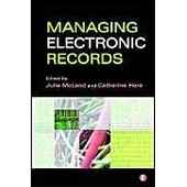Managing Electronic Records de Catherine Hare