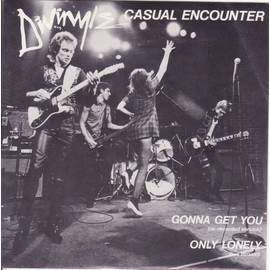 "7"" PS Casual Encounter / gonna get you / only lonely AUSTRALIA ONLY Poster Sleeve"