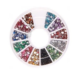 1200 Strass Pour D�coration Ongles