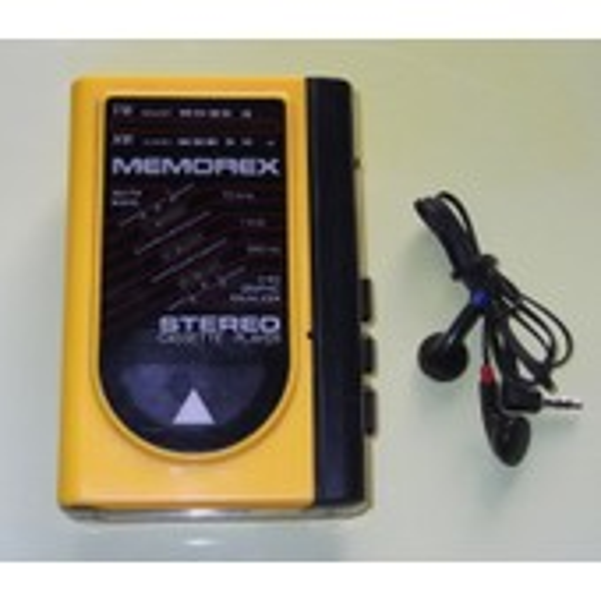 Memorex X1 - Lecteur Cassette Stereo, Radio Am/Fm , & Equaliseur 3 Bandes