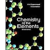 Chemistry Of The Elements de N-N Greenwood