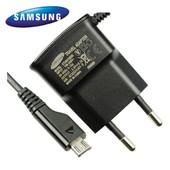 Pour Samsung Galaxy S5 / S4 / S3 : Chargeur Secteur Original 220 Volts