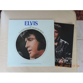 ELVIS A LEGENDARY PERFORMER VOL 2 CPL 1-1349